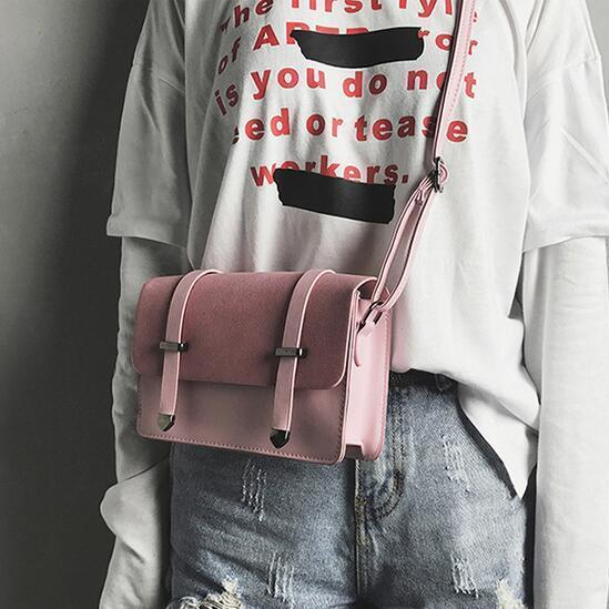 Sacs à main de mode vintage 2019 sacs à main en cuir PU Designer sac à main  des femmes mat flèche flèche stéréotypes Ahoulder sac carré