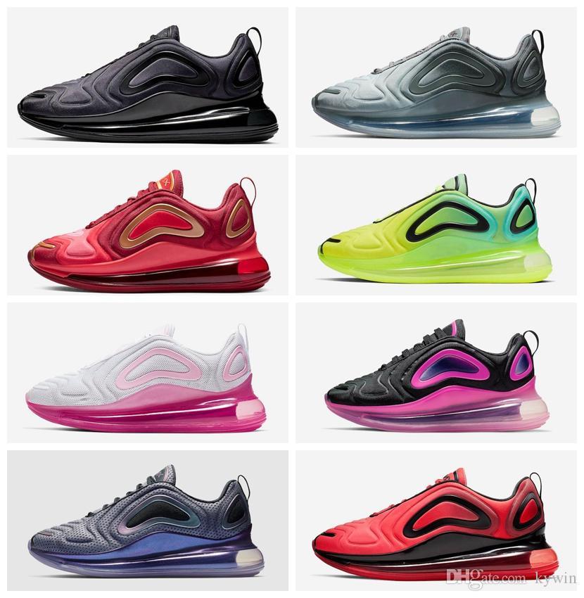 Nike Air Max 720 Nuevo llega alta calidad Run Utility para hombre Zapatillas de deporte para hombre de diseño de moda al aire libre calzado deportivo
