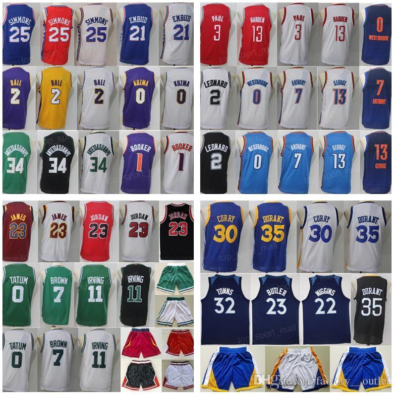 2019 Youth LeBron 23 James Basketball Jersey Kids Kobe 24 Bryant 32 Johnson  Russell 0 Westbrook Boy Girl Jerseys Edition City Blue White From  Vip sport f6a1299de
