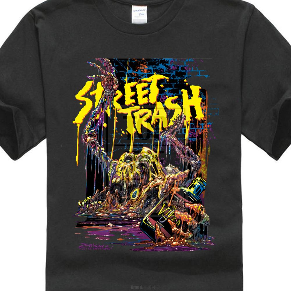 Fright Rags Street Trash Horror Movie T Shirt Black Size S To 4xl C19040302