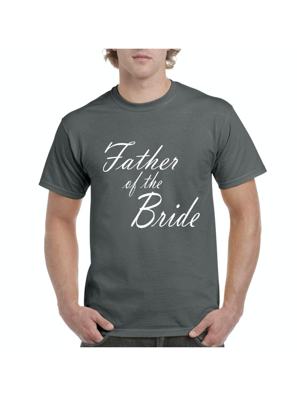 b58b1c90461 Father Of The Bride Bridal Shower Wedding Gift Style W Bags Hats Match T  Shirt Funny Unisex Casual Crazy T Shirt T Shir From Fantees