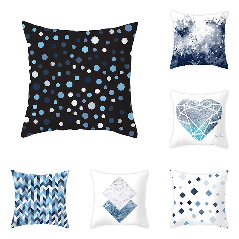 Cushion Case Sofa Bed Decorative Pillow Geometric Cushion Over Nordic Pillow Covers Outdoor Pillowcase Home Sofa Decor