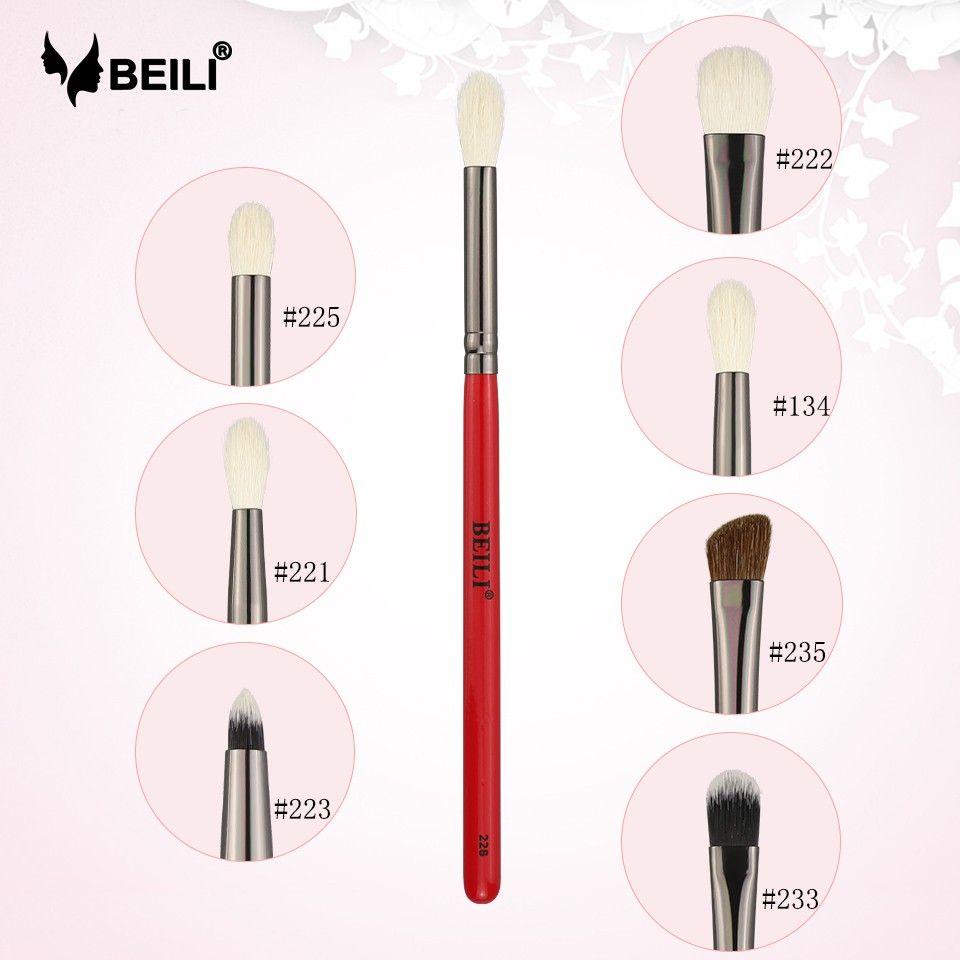 Beili Makeup Brush Professional Natural Hair Eye Shadow Brush