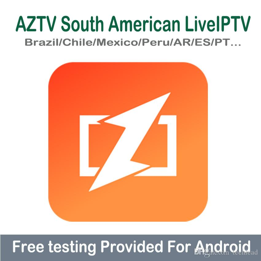 New Brazilian IPTV Channels Chile Peru Mexico South American TV  Subscription Colombia Ecuador Brasil Arabic Spain Portugal Live TV Package