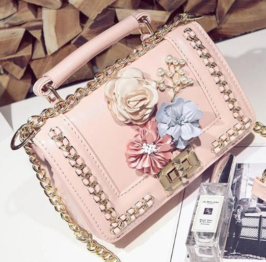 11151f10e6d6 COOL WALKER Mini Chain Bag Handbags Women Famous Brand Luxury ...