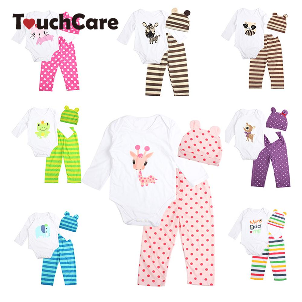 8e855ff65e9f Kid Fairy Rompers+Hat+Pants Baby Boys Girls Clothing Set Cute ...