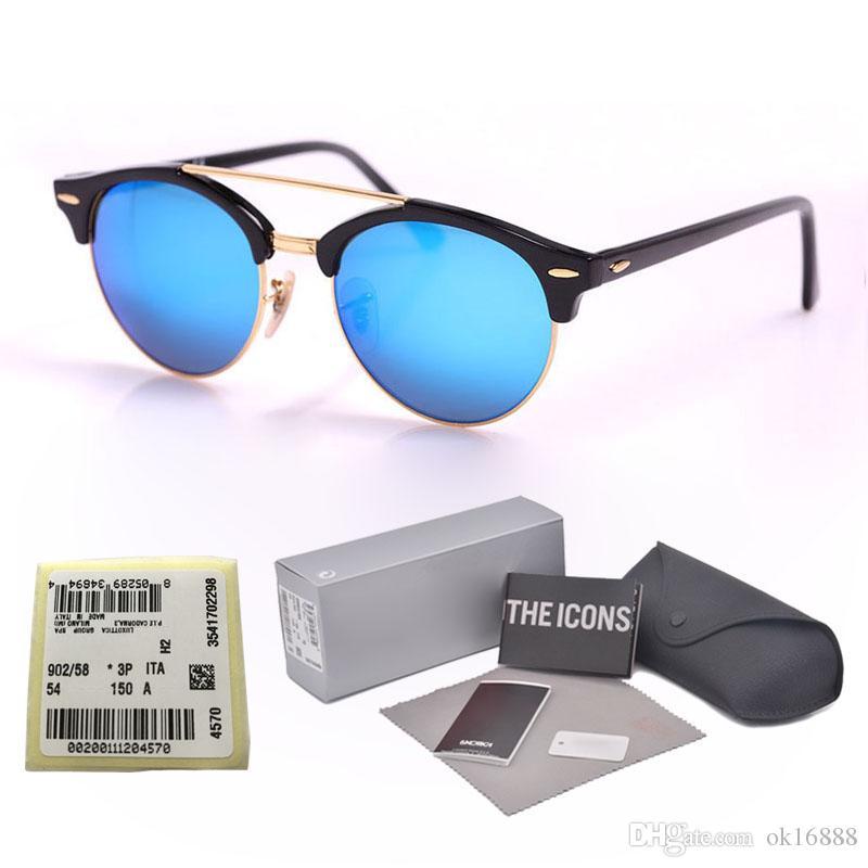 dc610f5be240 New Arrival Brand Designer Cat Eye Sunglasses Men Women Half Frame Driving  Sun Glasses UV400 Glass Lens With Original Packaging And Label Reading  Glasses ...