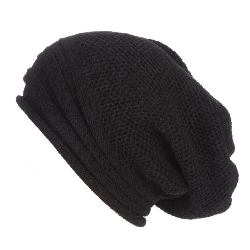 2019 Winter Baggy Slouchy Beanie Hat Wool Knitted Warm Cap For Men Women 88  From Kupaoliu 8ac76222bd3