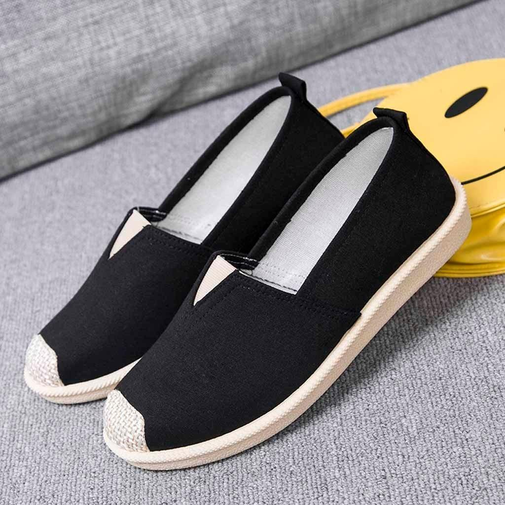 9aecd372446 Shoes Sagace Women Vintage Lazy Sneakers Boat Flat Single Unisex Casual  Breathable Fashion New Woman 2019feb9 Driving Shoes Cheap Trainers From  Deals13