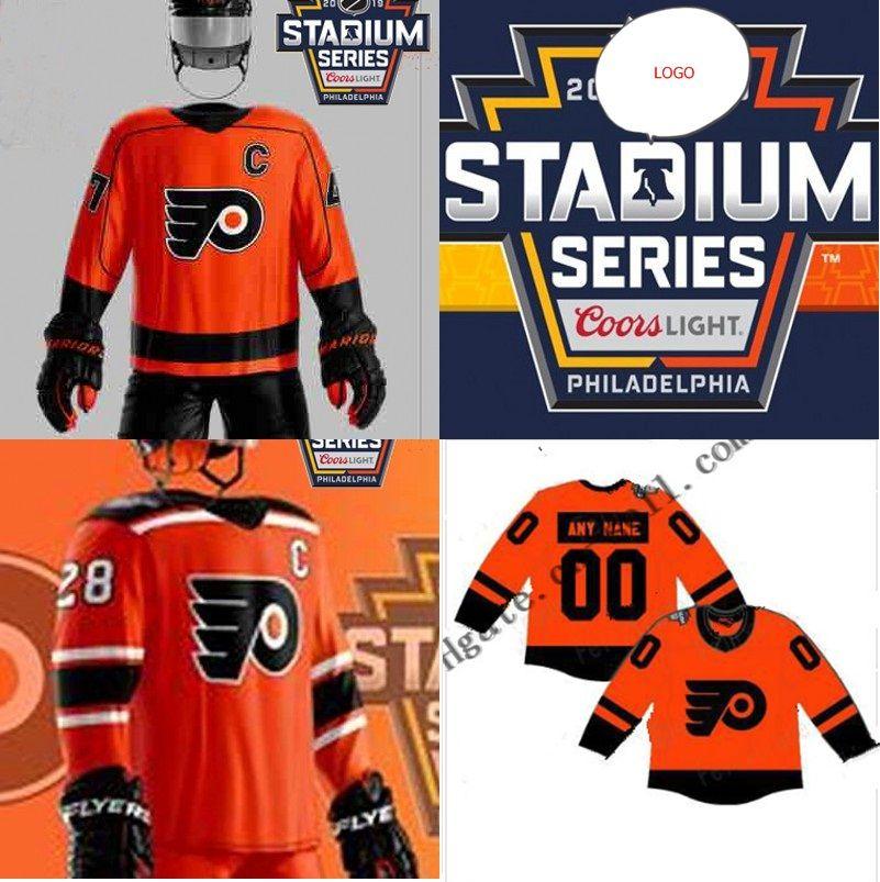 2019 Carter Hart Philadelphia Flyers XS 6XL 2019 Stadium Series Jerseys  Adult Youth 28 Claude Giroux 9 Provorov 4 Couturier Brian Elliott Hockey  From Cn ... 24fb82cab