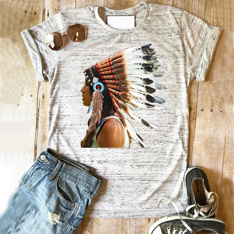 36d71c37c Indian Tshirt Bohemian Shirt Streetwear 90s Women Shirts 2019 Fashion Tops  Korean Clothes Aesthetic Tees Plus Size Top Graphic Y19042101 24 Hour Tee  Shirts ...