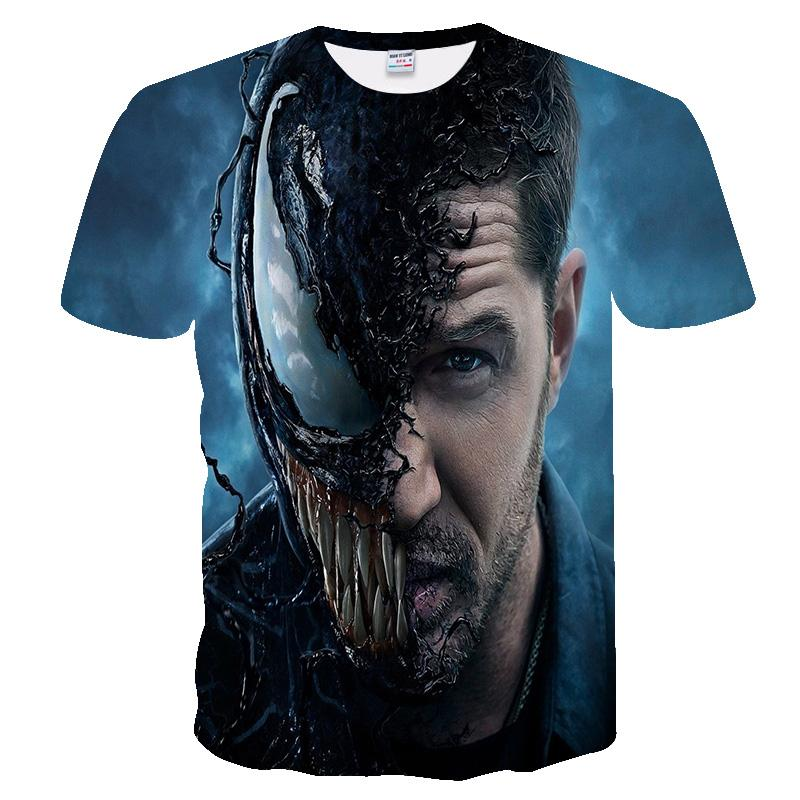 2019 Hot film gift Marvel t-shirt männer frauen 3D druck mode kurzarm t-shirt lässig sommer hip hop tops XXS-4XL