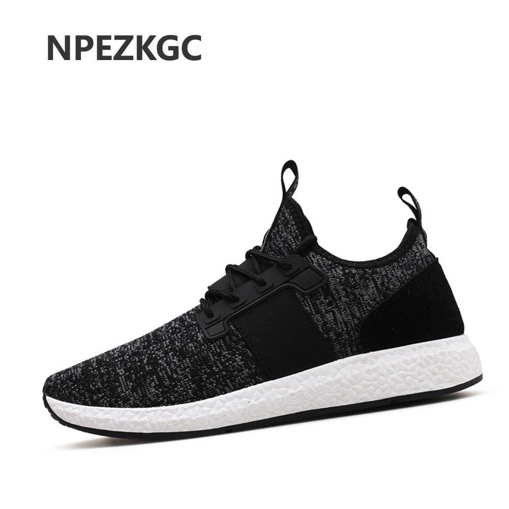 NPEZKGC Trainers Men S Shoes Flat Shoes Walking Casual Soft Breathable Mesh  Zapatillas Deportivas Spring Lace Up Men Shoes Ladies Shoes Loafers For Men  From ... 55eb4d11fdc1