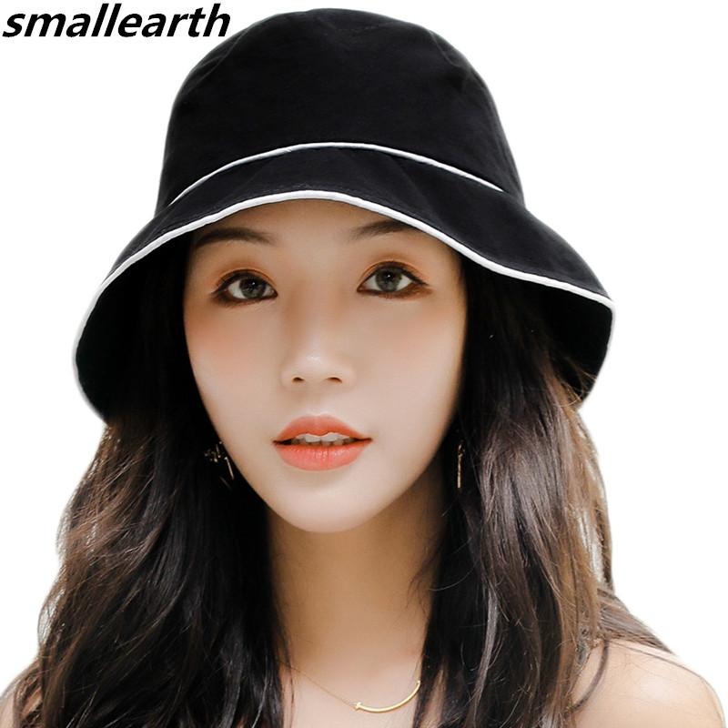 efdc6f9a 2019 Women UV Protection Bucket Hat Girl Outdoor Travel Beach Cap Female  Spring Fisherman Hat Foldable Basin Hats Summer Sun Cap Sun Hats Sun Hat  From ...