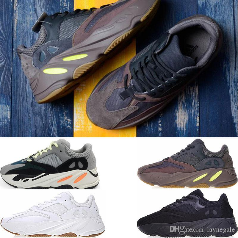 48fa1ff4b Hot 700 Runner 2019 New Kanye West Mauve Wave Mens Women Athletic Best  Quality 700s Mens Sports Sneaker Running Sneakers Shoes Size 40-46 700  Kanye West ...