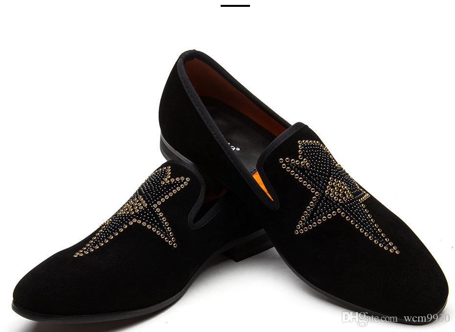Planos Antideslizantes Ocio Calzado Nuevo Otoño De Cuero Primavera Cómodos 2019 Hombres Zapatos Moda Para Mocasines SUVpqMGLz