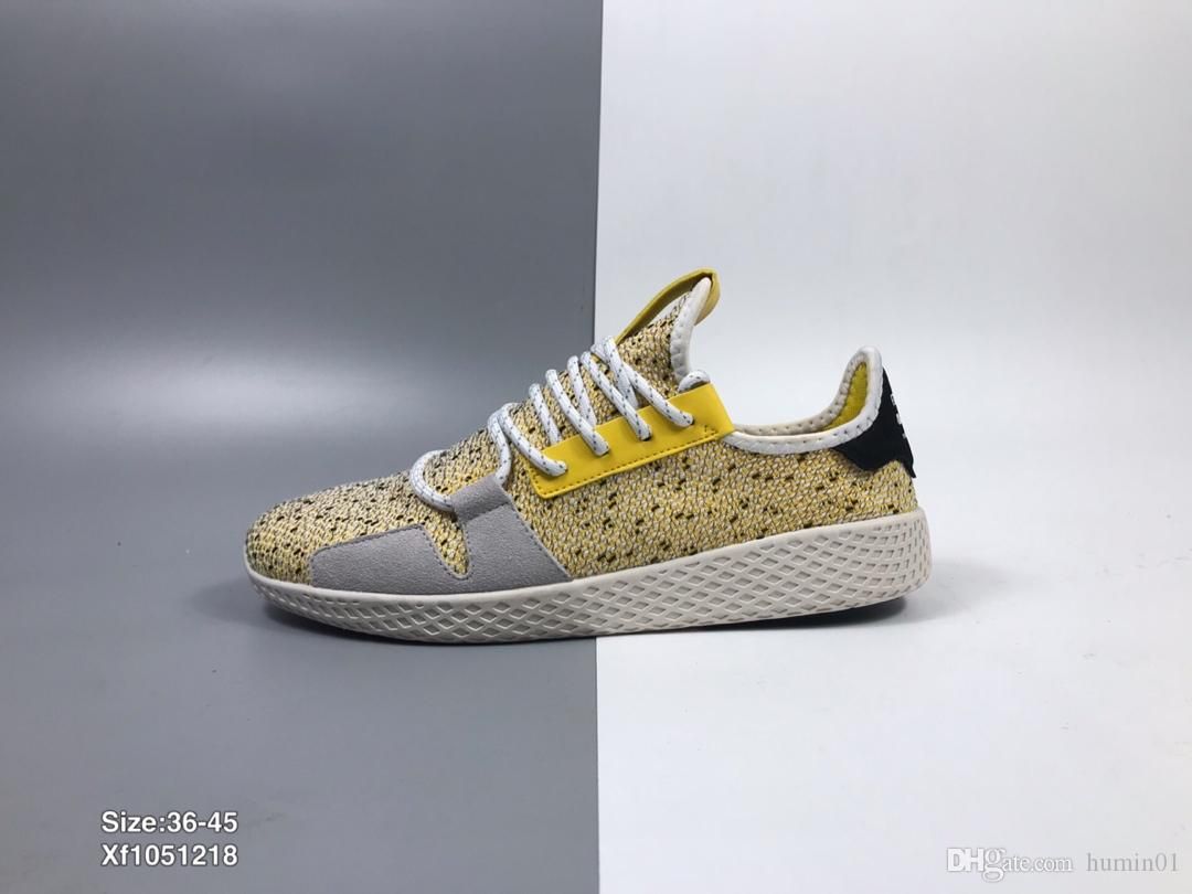 65ec13a863d52 High Quality 2018 New Pharrell Williams Solarhu Tennis V2 Shoes ...