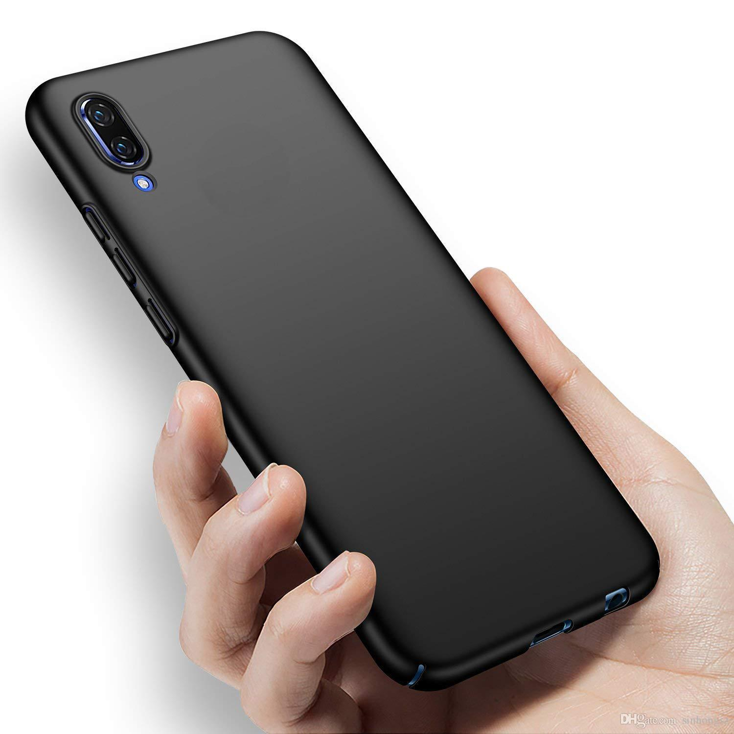 sports shoes a3ffc 39961 Slim Frosted Matte Finish Hard Cover Case For Vivo V9 V11 V11i V15 Pro V7  Plus Y79 Y71 Y75 NEX X23 V3 Max