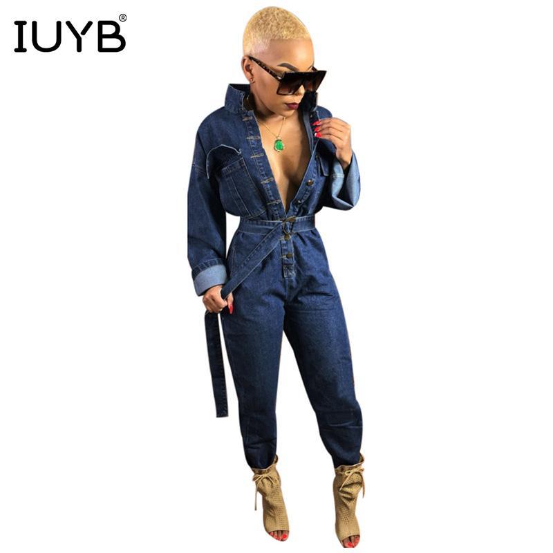 3453d973c65 IUYB Spring 2019 Fashionable Popular Women V-Neck Full Sleeve ...