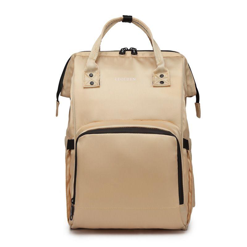 2ba28a714d30 2019 Baby Diaper Bags Backpack Mummy Maternity Nappy Bag Travel Nursing Baby  Bag for Mom Large Capacity Bolsa Maternidade Diaper Bags Cheap Diaper Bags  2019 ...
