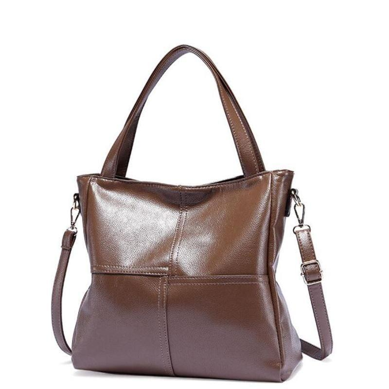 b93936a42c6a 2018 New Style Large Size Women Bag PU Leather Handbags Big Shoulder Bag  Luxury Handbags Women Bags Designer Tote Bolsa Feminina Handbags On Sale  Leather ...