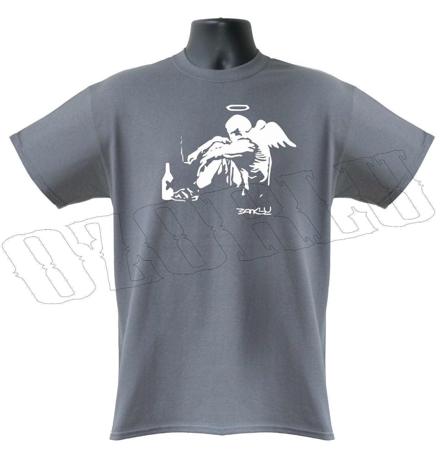 Женские маечки 3d с изображением ангела унисекс