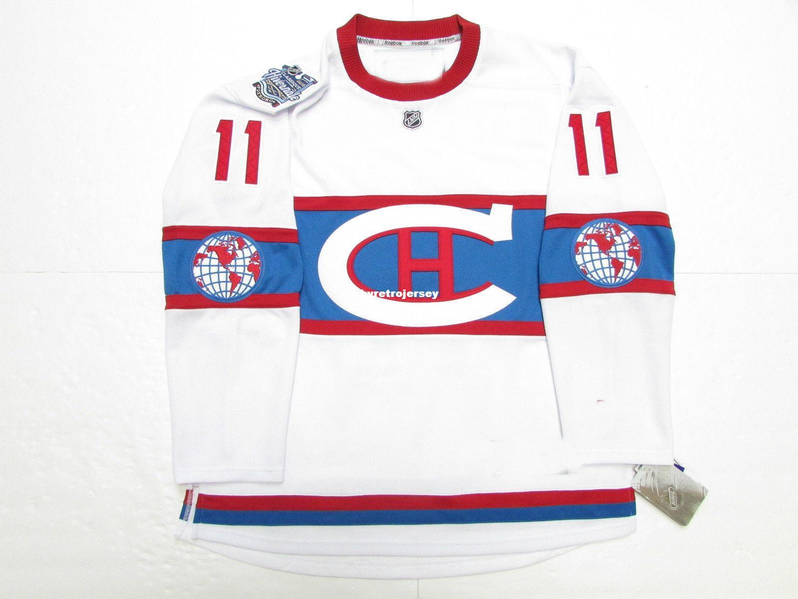 aaed60a1b8f 2019 Cheap Custom GALLAGHER MONTREAL CANADIENS 2016 WINTER CLASSIC JERSEY  WITH PATCH Stitch Add Any Number Any Name Mens Hockey Jersey GOALIE CUT  From ...