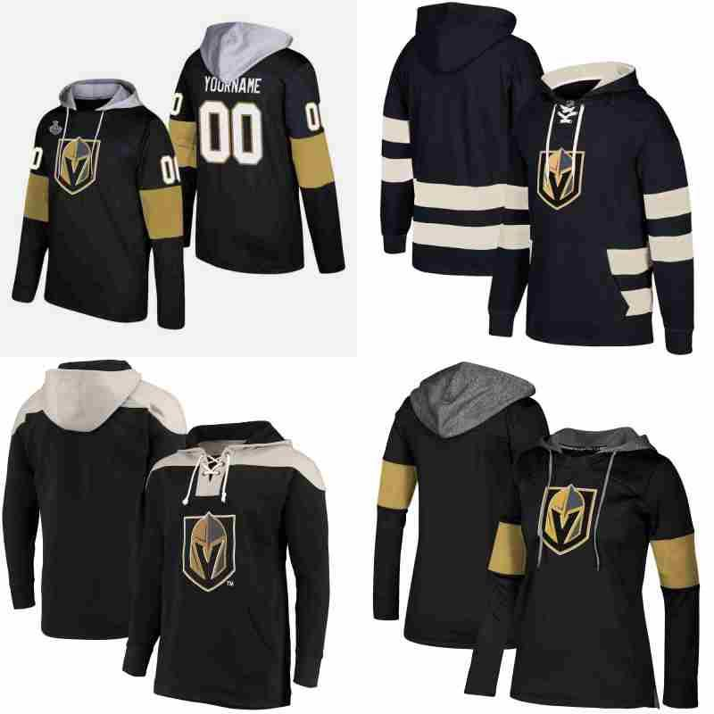 first rate 33e66 08e82 Vegas Golden Knights hoodie James Neal Marc-Andre Fleury Erik Haula David  Perron William Karlsson Hockey Jersey Sweatshirt stitched