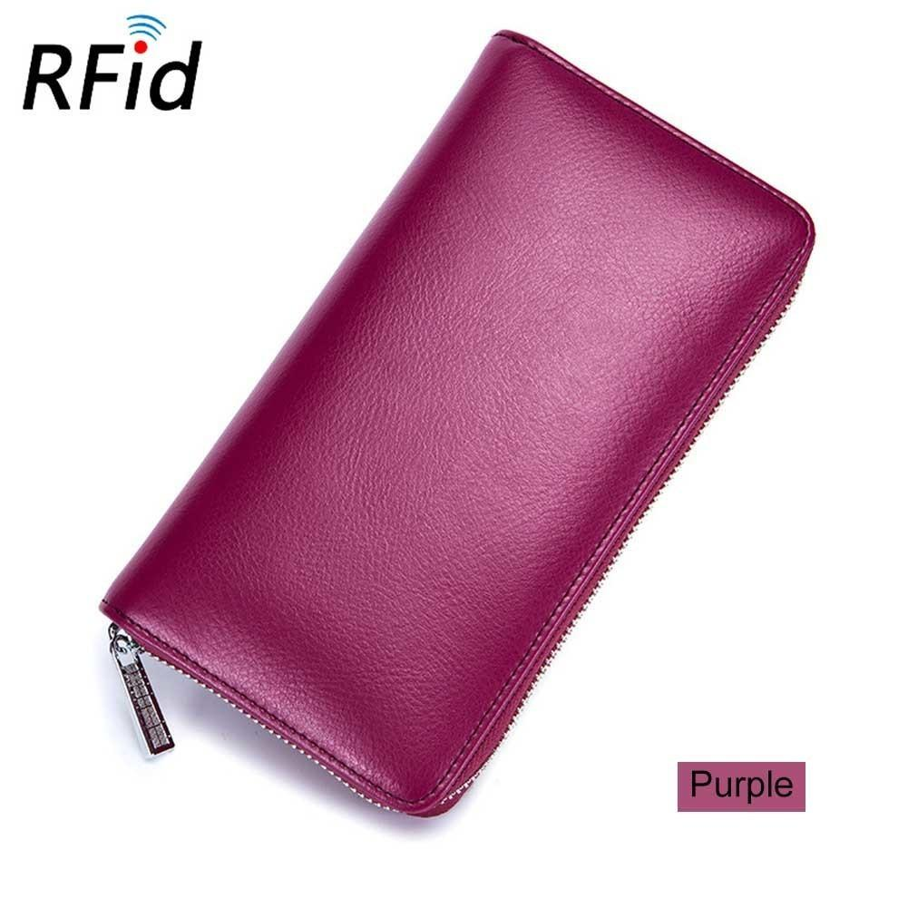 outlet store 7ee16 29641 Women 36 Card Holder Credit Rfid Card Case Wallet Auto Car Document  Passport Cover Purse Fa$3