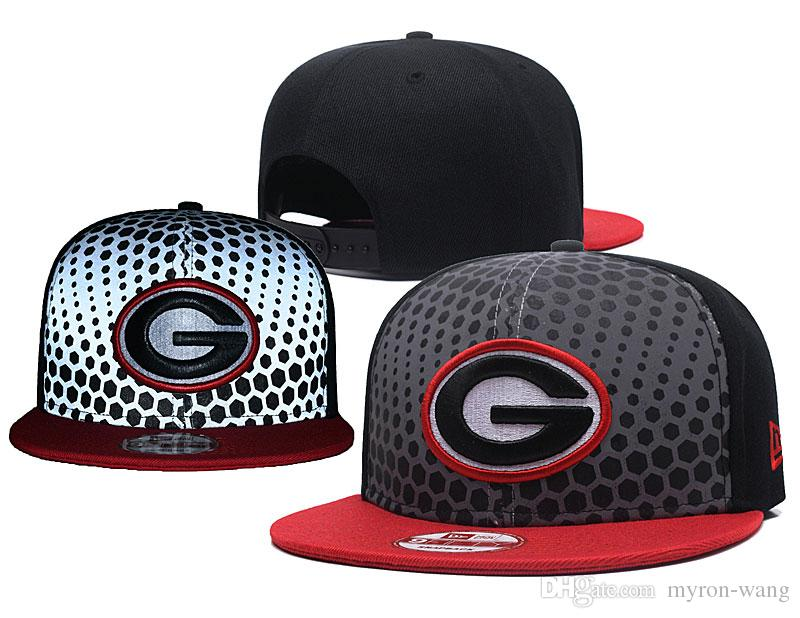 Wholesale College Football Hats Georgia Bulldogs Caps Black Gray Snapbacks  Hat Adult And Youth Cap Georgia Bulldogs Caps Georgia Bulldogs Hats College  ... 13d0eba009c