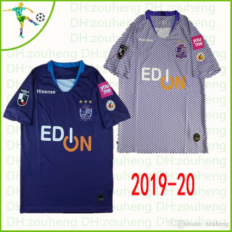 bd40a1e86c1 2019 Sanfrecce Hiroshima Soccer Jersey 19 20 J1 League Home Away Patric  Teerasil Dangda Sho Inagaki Yoshifumi Kashiwa Sho Sasaki Football Shirts  From ...