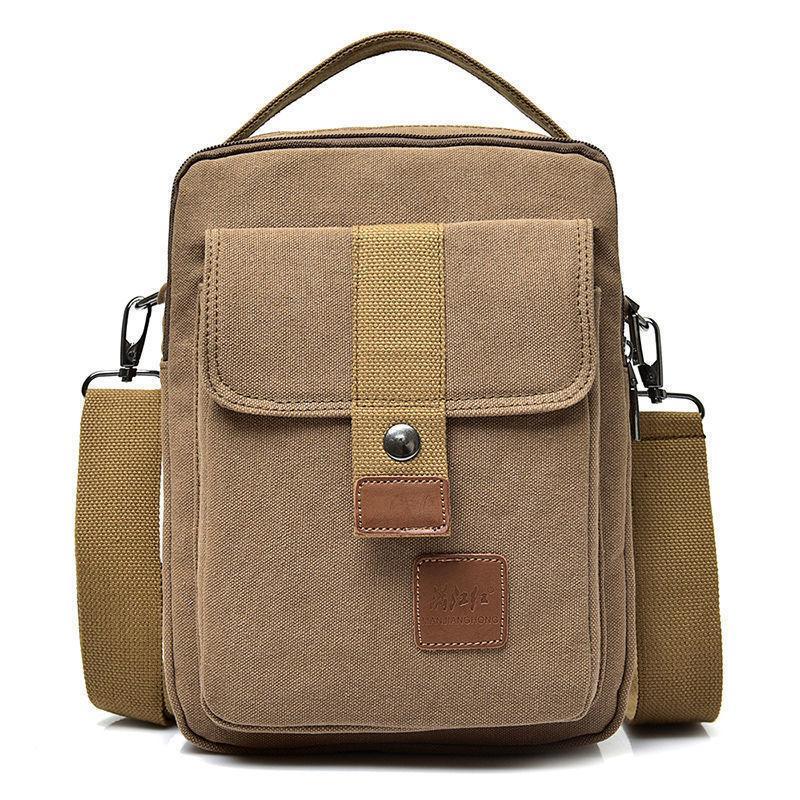 03fb44e8627b Good Quality Men Messenger Bags School Canvas Single Shoulder Bags Ipad Bag  Crossbody Bag For Traveling 1398 Red Handbags Pink Handbags From Keeping10,  ...