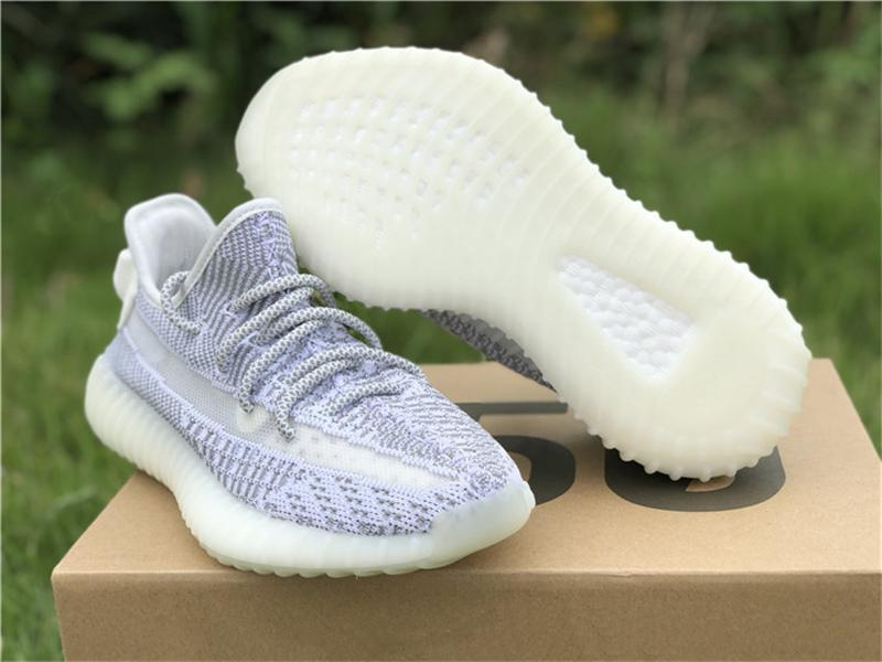 e893abee5 2018 Authentic 350 V2 Static Kanye West Outdoor Shoes For Men Women ...