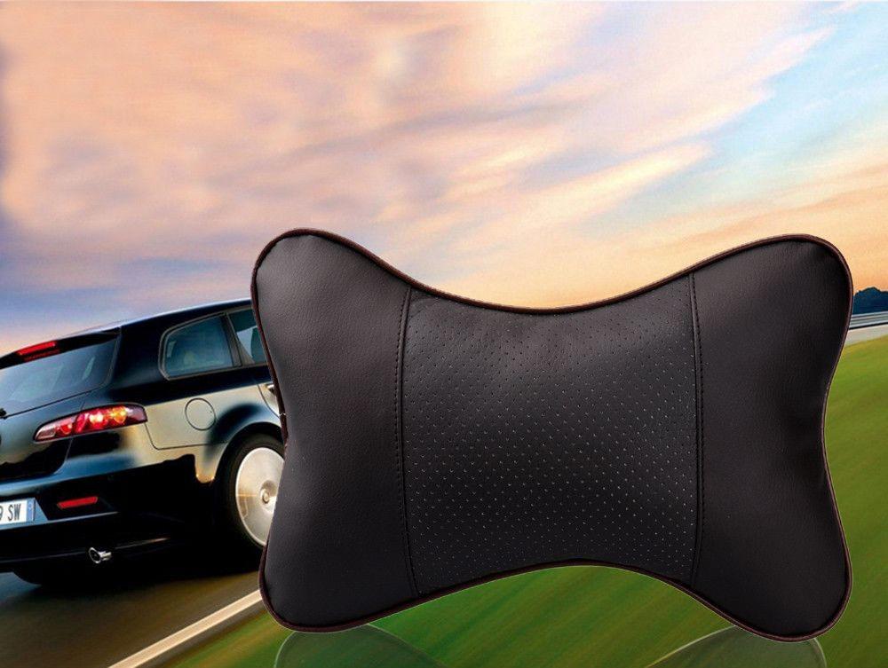 1 STÜCKE Atmungsaktive Auto Auto auto nackenkissen Sitz Kopfnackenstütze Kissen Kopfstütze Kissen Pad kostenloser versand