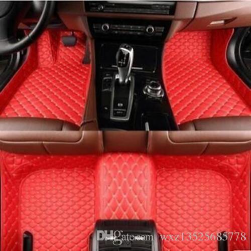 For Lexus GX460 GX470 2005-2018 luxury custom waterproof floor mats
