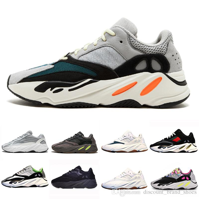 499646e4c With Box High Quality Inertia Static Kanye West 700 Wave Runner ...