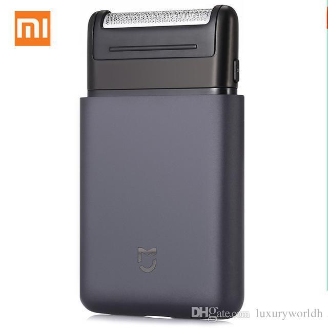 Voyage Home Avec Mi De Bv Électrique Mijia Rasoir Acier Tête Xiaomi Usb 60hrc En Portable Rechargeable rdxeCBo
