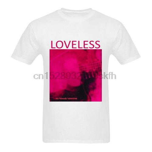 1991 MY VALENTINE Loveless T BLOODY-shirt Taille S-5XL