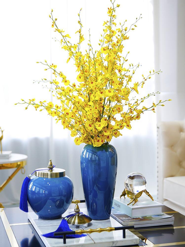 Großhandel Europäischen Stil Hause Keramik Vase Dekoration ...