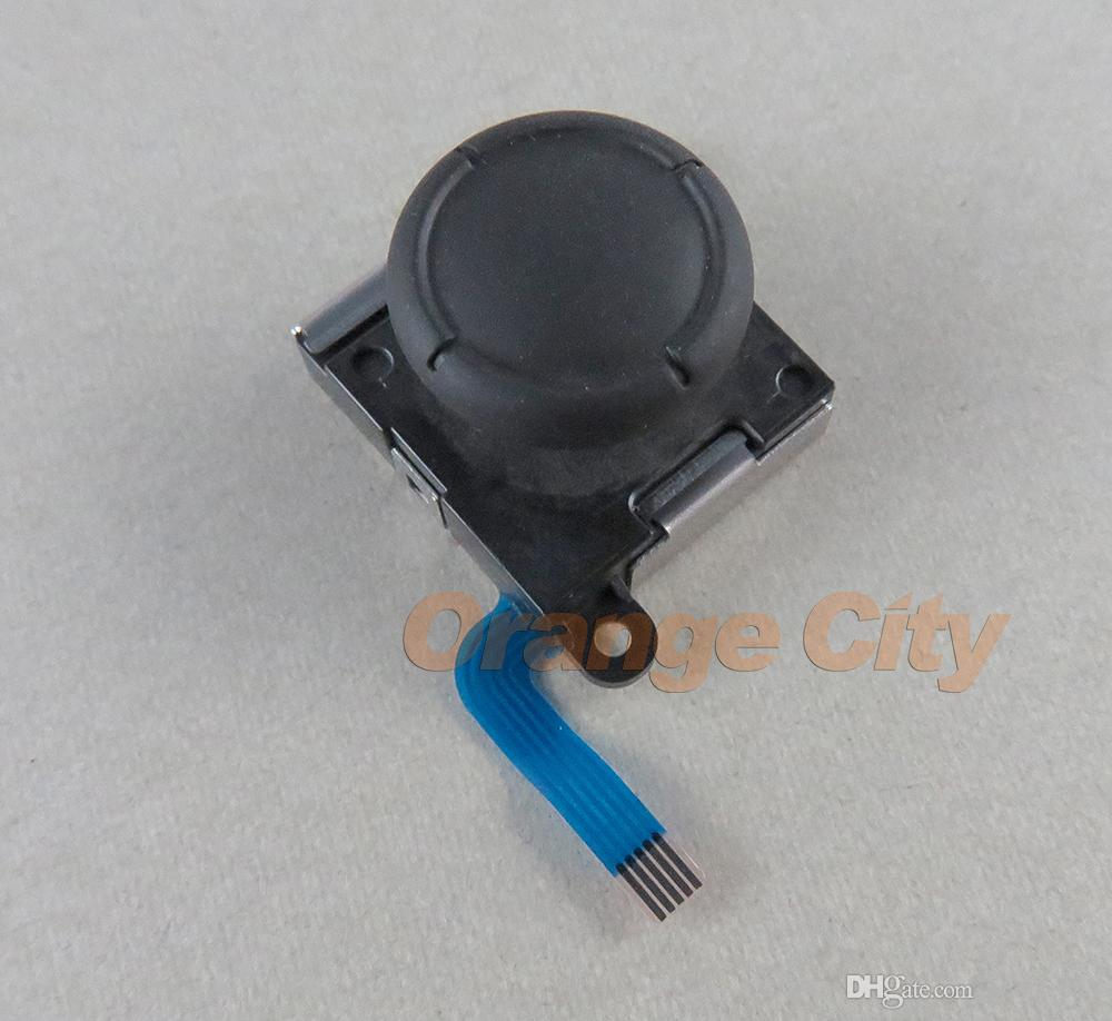 3D Joystick Button Analog Sticks Controller Thumbstick for NS Switch Joy-Con Flex Cable Original New