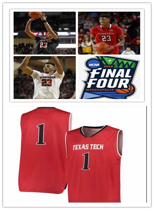 Custom Tech Red Raiders jersey Owens Francis Corprew Edwards Odiase Ondigo Hicks Mballa Benson Sorrells Moore NCAA Stitched Any Name Number