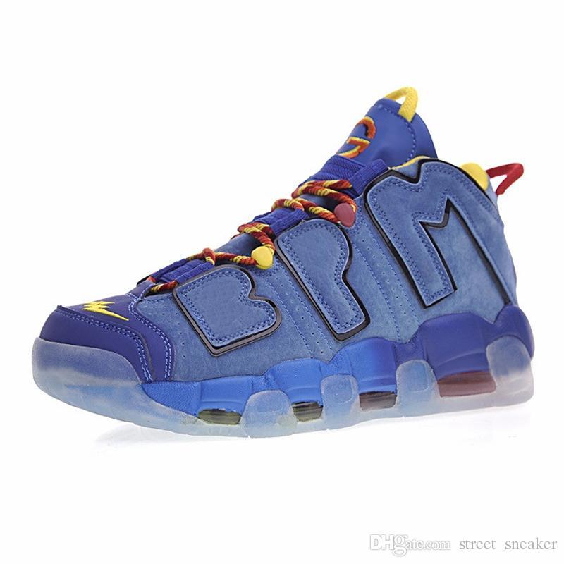 online store dfa92 7a288 Nike Air More Uptempo OG 2019 Pippen More Uptempo Zapatos De Baloncesto es  De Alta Calidad Para Hombre Zapatos Deportivos Atléticos Zapatillas De  Deporte ...