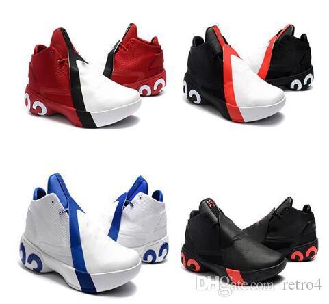 c09309d39e13cb 2019 Jimmy Butler III Jumpman Ultra Fly 3 Griffin Butler Men Basketball  Shoes Triple Black White Blue Designer 3s Sneakers Us Size7-12 Basketball  Shoes ...
