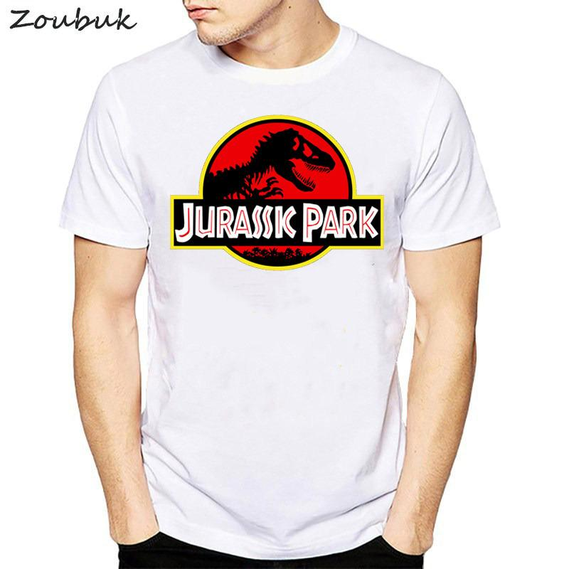a3e4cc17 Jurassic Park 3d Print T Shirt Men Funny Harajuku Tops Tees Hipster Graphic  Tshirt White Short Sleeve Plus Size T Shirt Y19042005 Personalised T Shirt  Mens ...