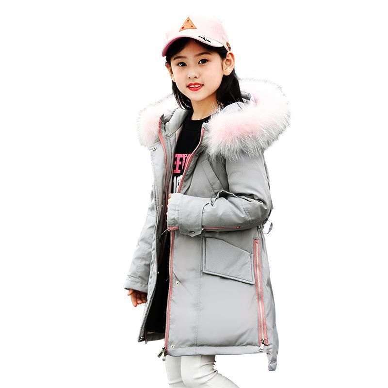 De D'hiver Manteaux Filles Mode Enfants Petites Acheter TBHRx6R