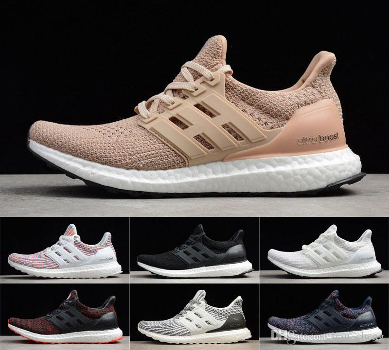 ab25a9820c1c2 2019 Ultra Boosts 4.0 Running Shoes Ultraboost Uncaged 5.0 Sneakers Mens  Women Trainers Designer Walking Shoes Running Clothes Sports Shoes For Men  From ...