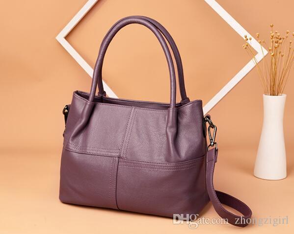 fb25d61b04f 2018 Hot sell Women handbag handbag ladies designer designer handbag high  quality lady clutch purse retro shoulder bag