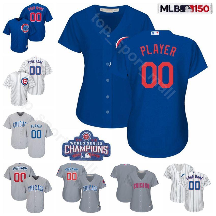 623c37707 2019 Man Woman Youth Cubs Baseball Kris Bryant Jersey Kyle Schwarber ...