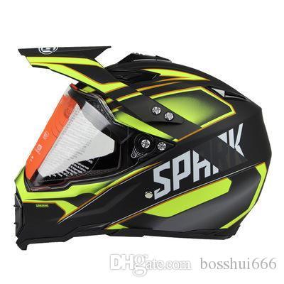 бесплатная доставка K02 Moto Cross Casco Casque Capacete мотоциклетный шлем грязный велосипед внедорожный мотокросс шлемы Dot S Xl