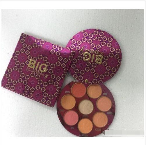by ePacket New Makeup Face Brand BIG Blush BOOK 3 blush palette 8 colors Blushes & Highlighter Limited Edition